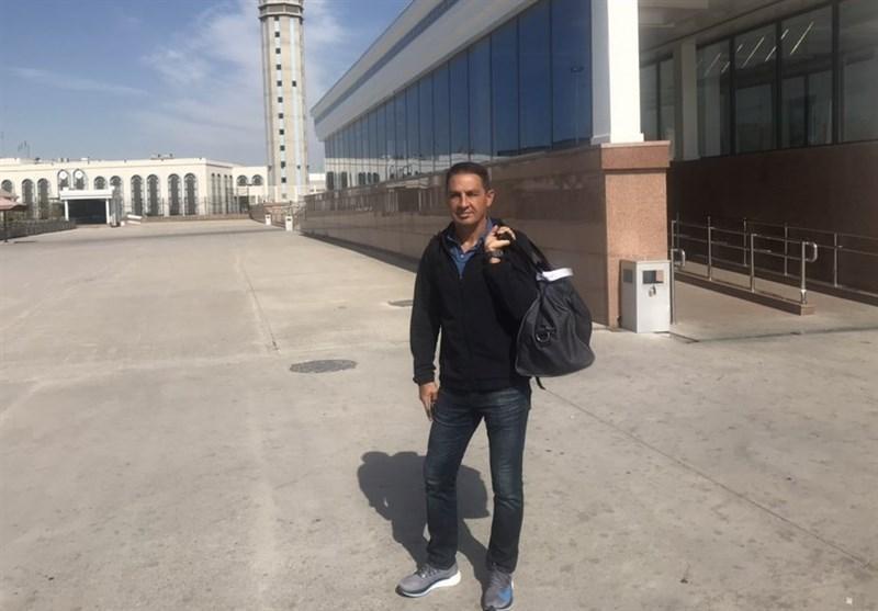 نمازی به اردوی تیم امید در تاشکند اضافه شد