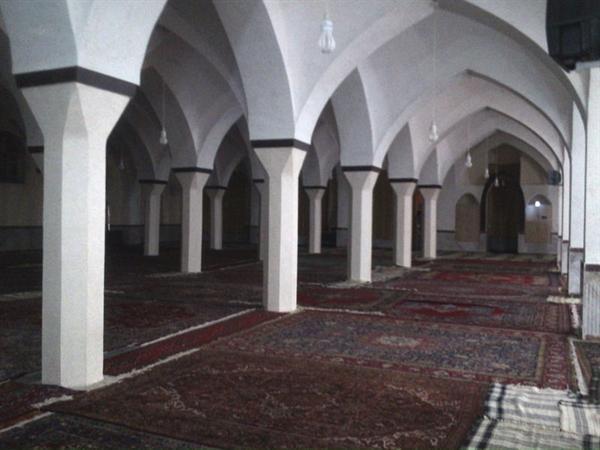 نقشه محدوده عرصه و حریم مسجد جامع بوکان و حمام قدیمی سردشت ابلاغ شد