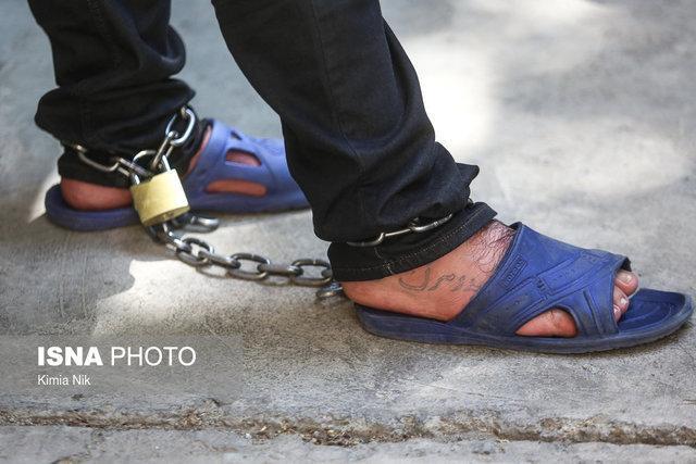 شلیک تیر برای دستگیری سارق بازار تهران