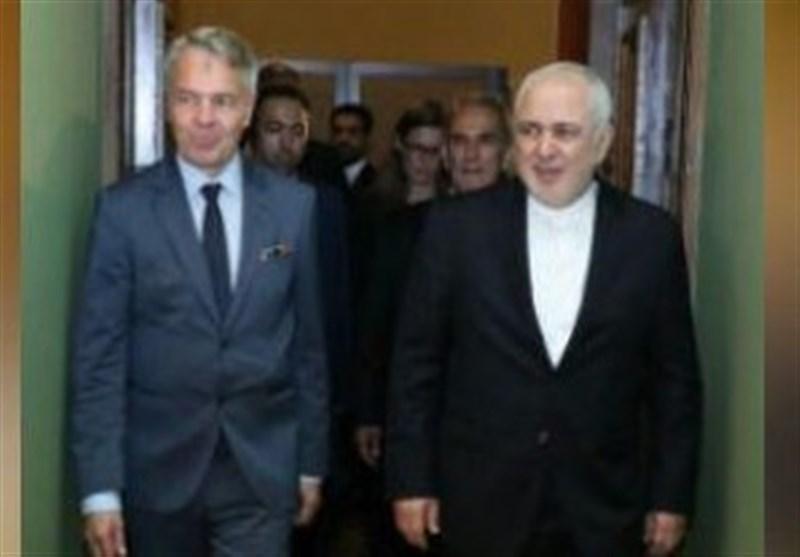 ظریف: ایران آمادگی و ظرفیت بالایی برای تامین امنیت خلیج فارس دارد