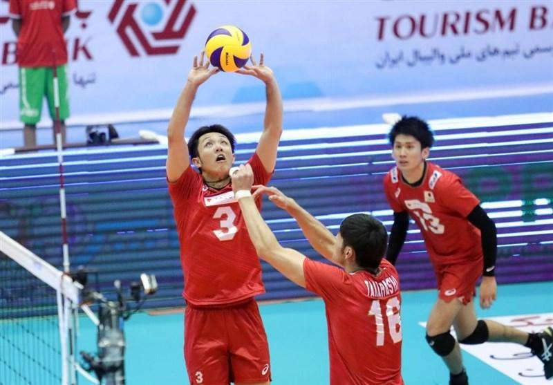 والیبال قهرمانی آسیا، ژاپن حریف استرالیا در نیمه نهایی شد، شاگردان لوزانو متوقف شدند