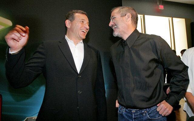 اگر استیو جابز زنده بود شاید اپل و دیزنی یکی می شدند