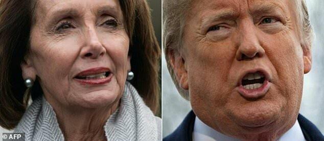 نانسی پلوسی به تدریج در حال کنار گذاشتن مخالفت خود با استیضاح ترامپ است