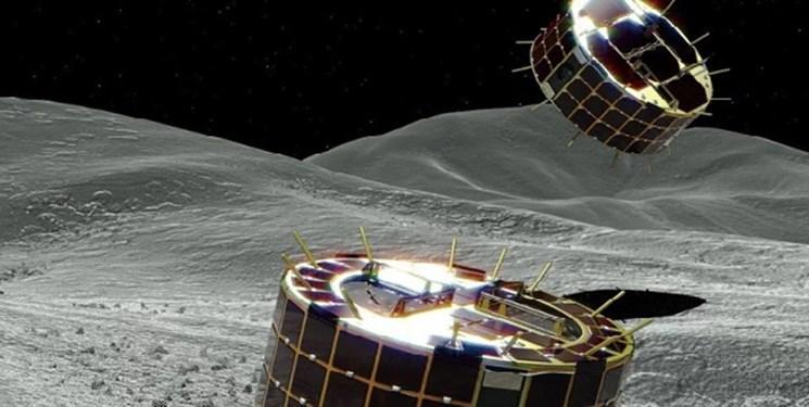کشف یک ماده عجیب در دهانه ماه