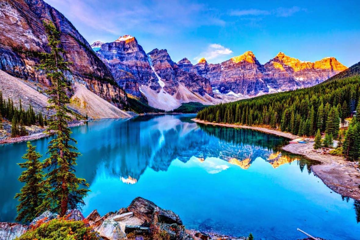 10 دره زیبای جهان