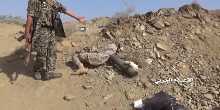 کشته و زخمی شدن 21 شبه نظامی ائتلاف سعودی در شمال غربی یمن