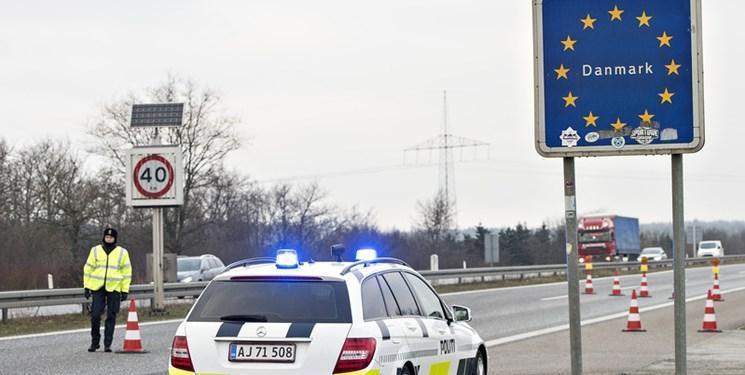 درپی انفجارهای اخیر، دانمارک در مرز با سوئد بازرسی موقت برقرار می نماید