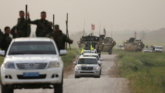 ذاکریان: خروج کامل آمریکا از سوریه بعید است