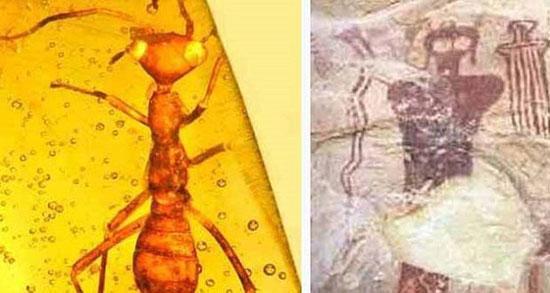مردمان مورچه ای؛ باور عجیب و اسرارآمیز تمدن های باستانی!