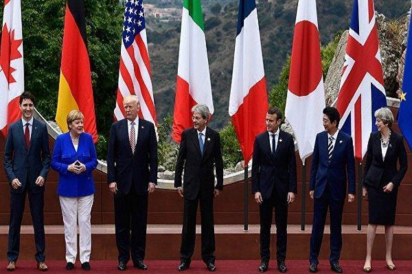 برگزاری اجلاس امنیتی وزرای گروه جی 7 در پاییز