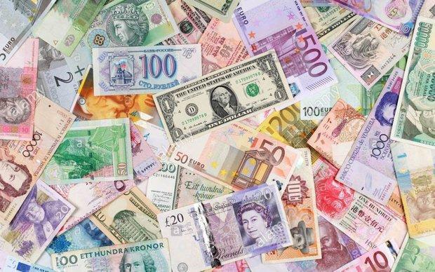 افزایش نرخ رسمی 15 ارز ، دلار ارزان شد