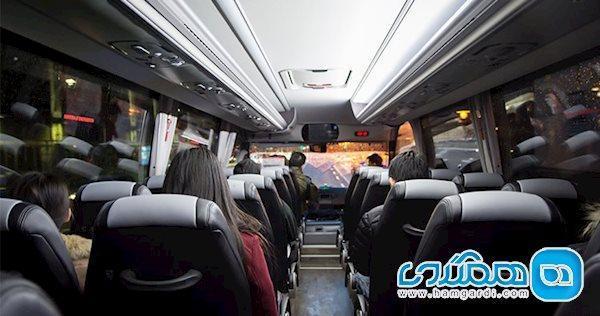 برای سفری آسان با اتوبوس چه نکاتی را رعایت کنیم؟