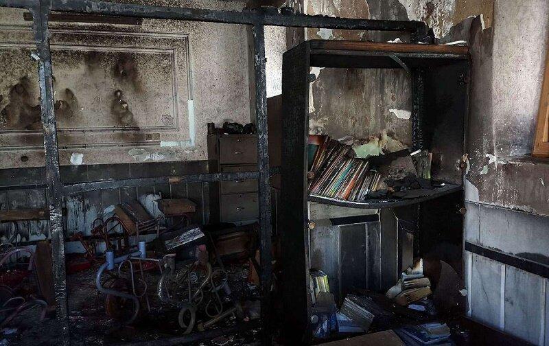 قرائت گزارش آتش سوزی مدرسه غیردولتی زاهدان در مجلس ، آموزش وپرورش مقصر شناخته شد