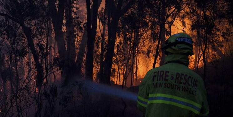 تصاویر، تعداد کشته های آتش سوزی مهیب استرالیا به 4 نفر افزایش یافت