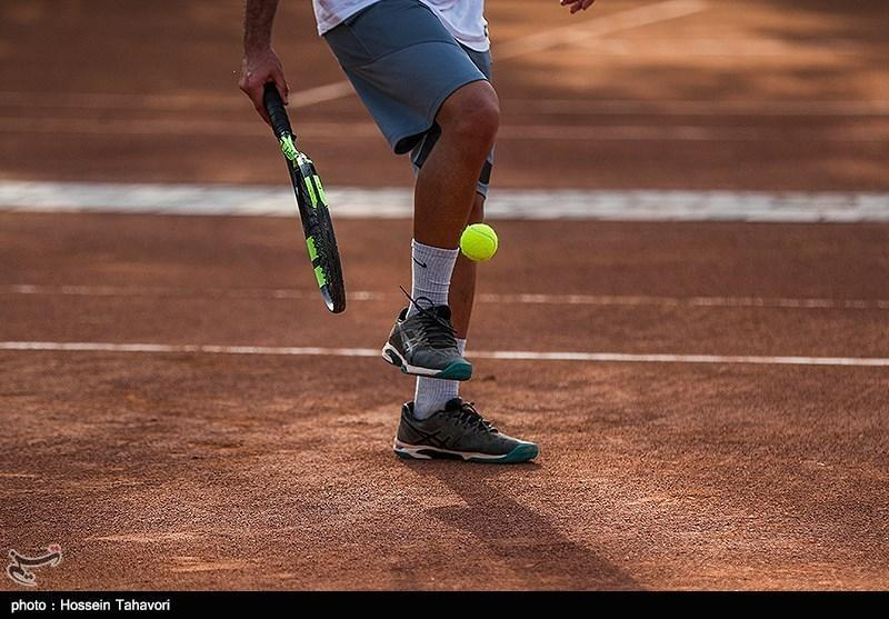 تنیس زیر 13 سال غرب آسیا، پیروزی تیم دو نفره ایران مقابل بحرین