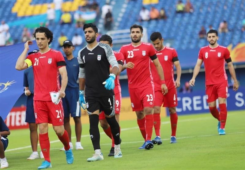 اعلام ترکیب تیم فوتبال امید برای ملاقات مقابل چین