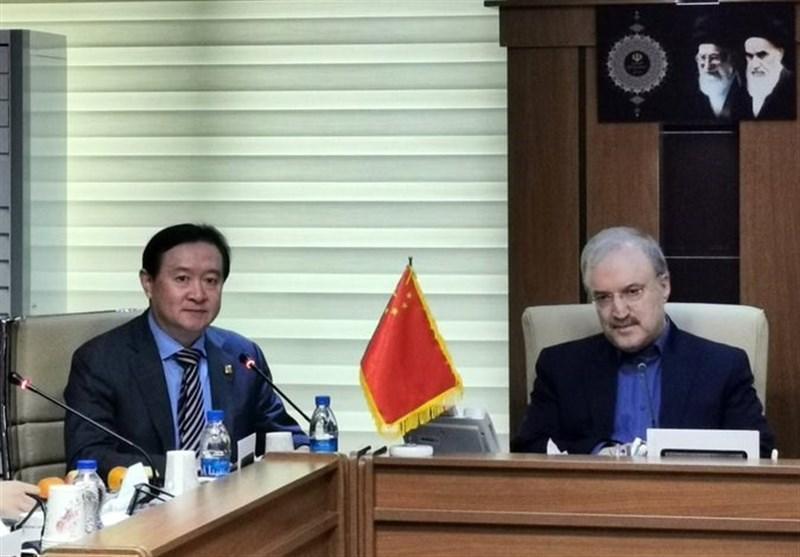 ویروس کرونا محور ملاقات سفیر چین با وزیر بهداشت