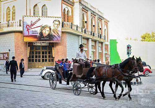 شهرک سینمایی غزالی ؛ سفر به تهران قدیم در سال 98 (