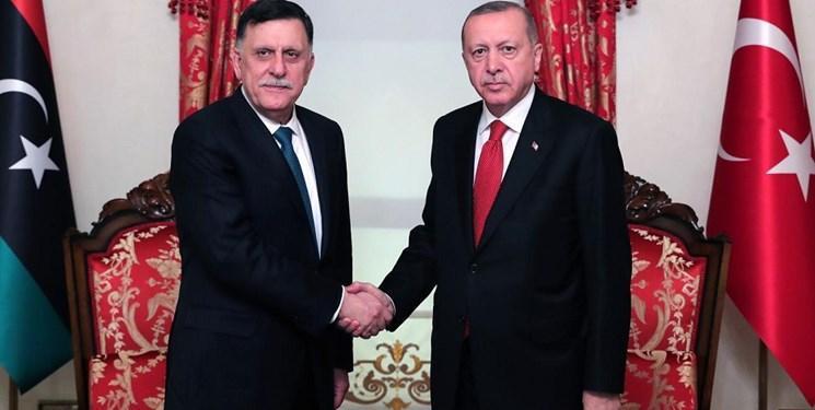 اردوغان: لازم باشد از لیبی حمایت نظامی می کنیم