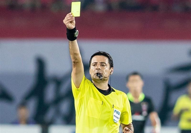 قضاوت فغانی در اولین هفته لیگ قهرمانان آسیا