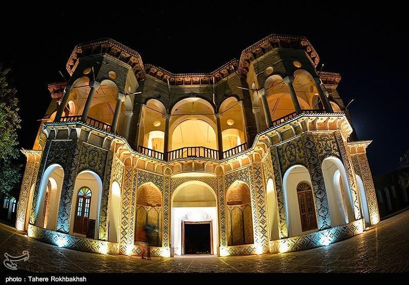 171 هزار گردشگر داخلی و خارجی از باغ شاهزاده ماهان بازدید کردند