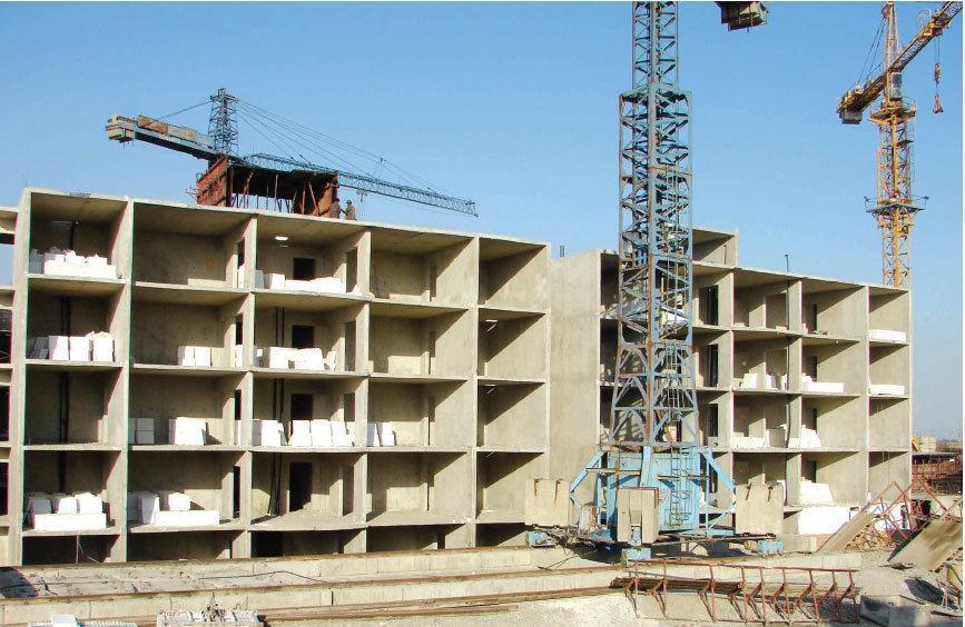 افزایش قیمت مسکن بیش از قدرت خرید مردم ، مجوز ساخت هر متر مربع مسکن 700 هزار تومان