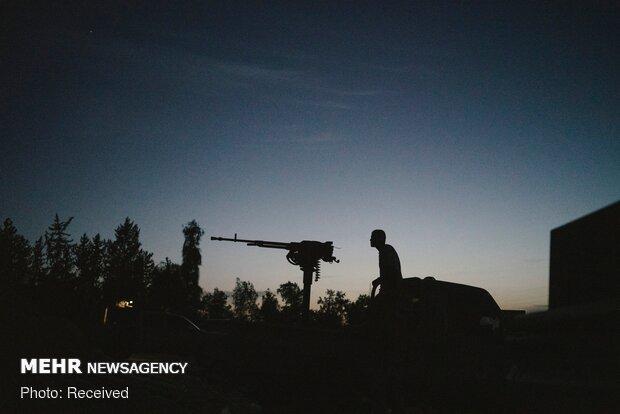نقض مجدد آتش بس در لیبی توسط نیروهای وابسته به حفتر