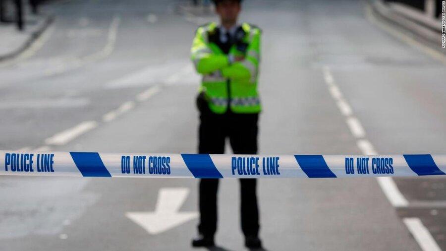 فوری ، چاقو زنی تروریستی در لندن