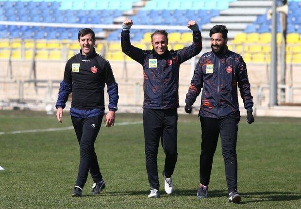 توصیه های غیرفنی گل محمدی به بازیکنان پرسپولیس