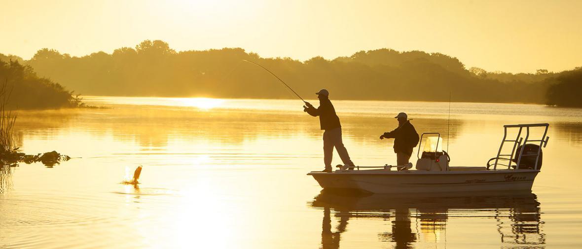 6 مکان فوق العاده برای ماهیگیری