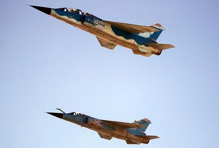 جنگنده های میراژ به رادار و تسلیحات ایرانی مجهز شدند