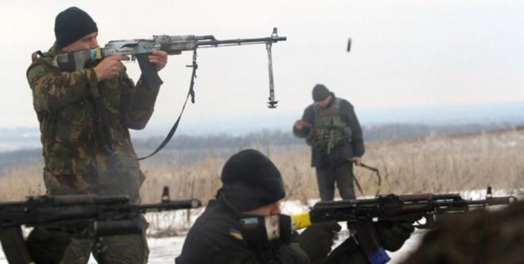 درگیری در لوهانسک اوکراین با یک کشته و 4 زخمی