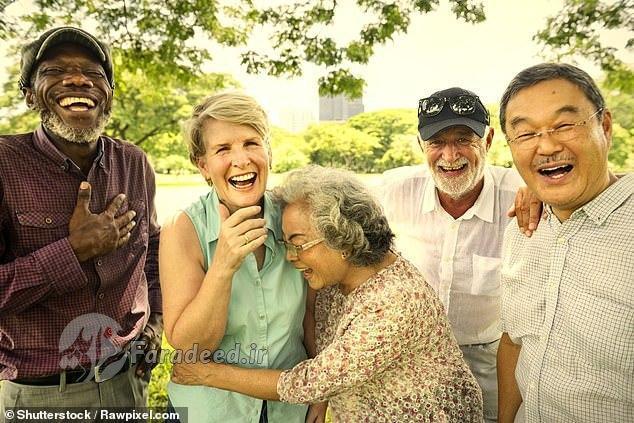 30 سالگی غمگین ترین، 80 سالگی شادترین، 75 سال به بعد دورانِ رشدِ حقیقیِ ذهنی