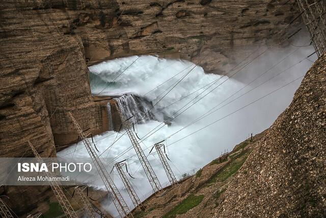 سدهای خوزستان توان مهار سیلاب پیش بینی شده را دارند