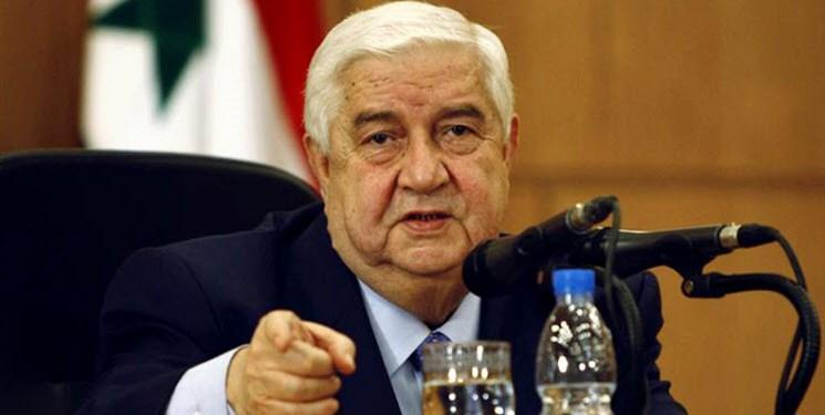 وزیر خارجه سوریه: امیدواریم سفارت سوریه به زودی در طرابلس لیبی افتتاح گردد