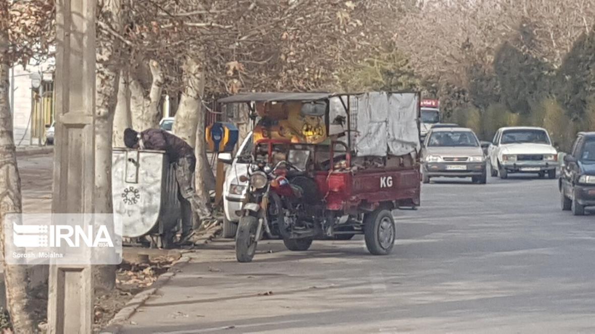 خبرنگاران سخنگوی شورای شهر: جلوی زباله گردها را بگیرید