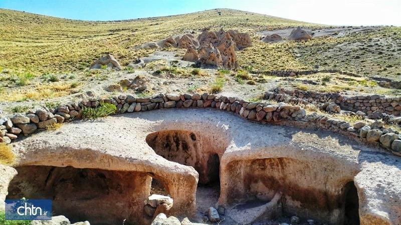 روستای حیله ور، دستکندی شگفت انگیز در دامنه عروس کوه های ایران