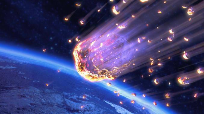 آیا سیارک سرگردان به زمین برخورد می نماید؟