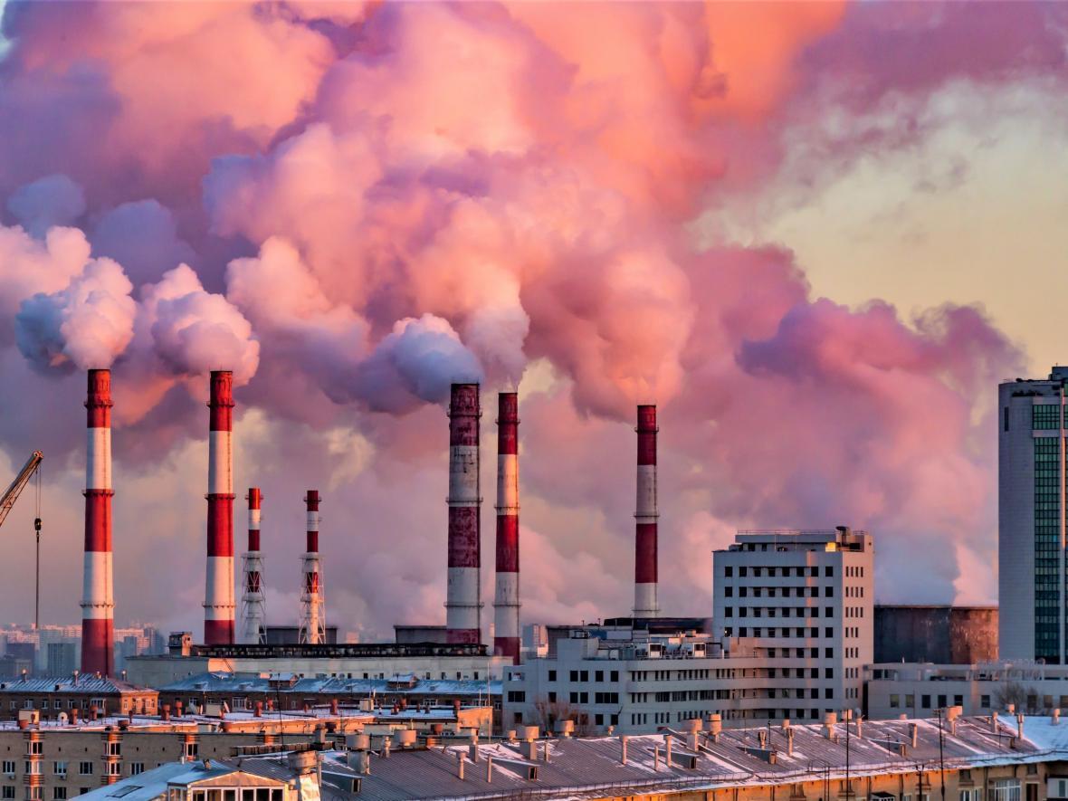 حمل ویروس کرونا توسط ذرات آلودگی هوا