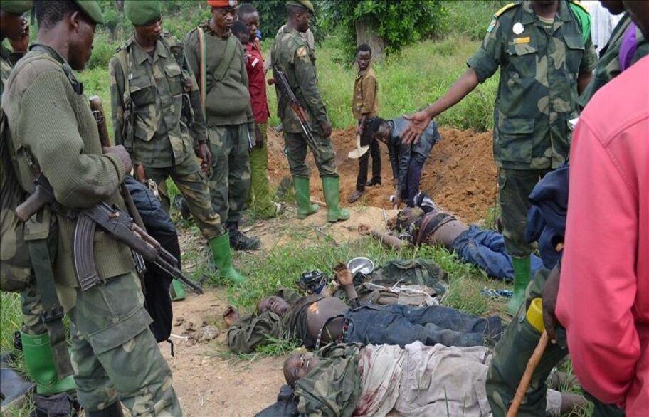 خبرنگاران شورشیان اوگاندا 40 نفر را در شرق کنگو کشتند