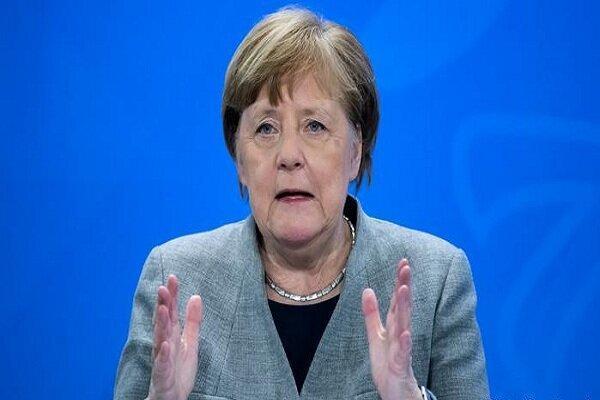 صدراعظم آلمان: بحران کرونا هنوز تمام نشده است