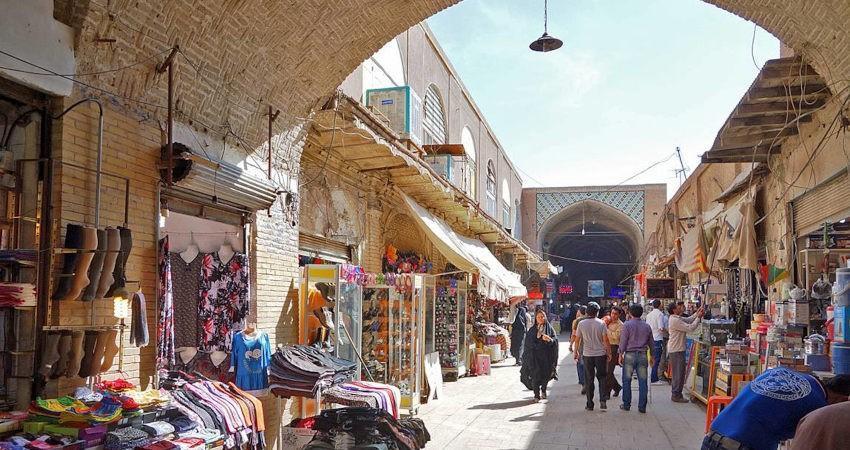 بازار تاریخی کرمان، شما را به سفر زمان میبرد!