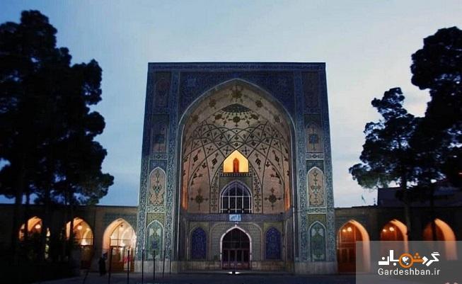 مسجد سلطانی سمنان ، یادگاری معروفی که همچنان پابرجاست!