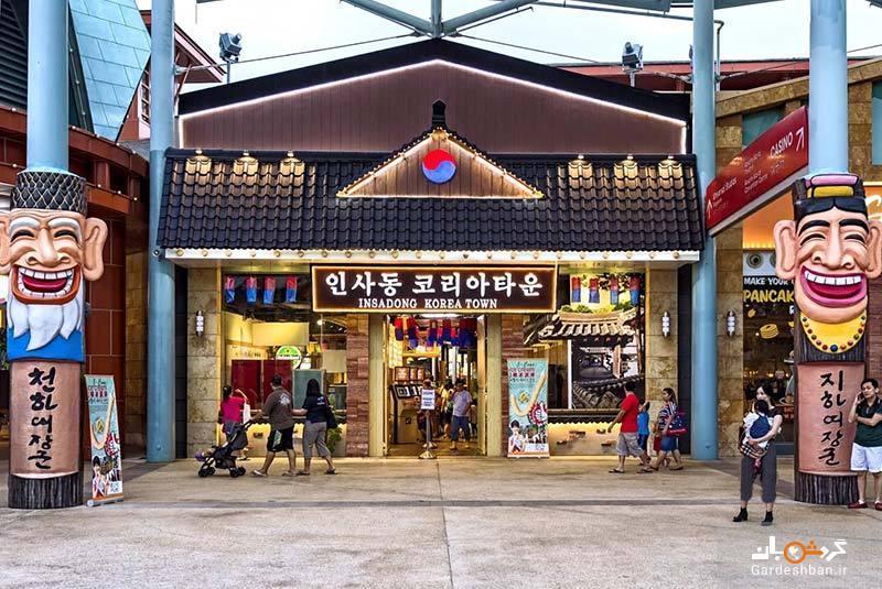 خیابان اینسا دونگ سئول؛ خیابانی لبریز از فرهنگ و صنایع دستی