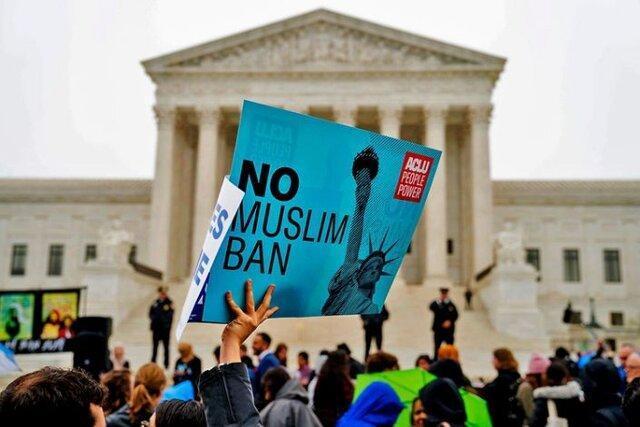 مجلس نمایندگان آمریکا، به لغو ممنوعیت سفر مسلمانان رای داد