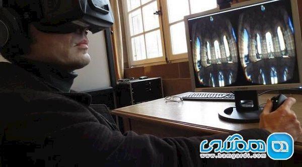 بازدید سه بعدی از کلیسای نوتردام پاریس با واقعیت مجازی