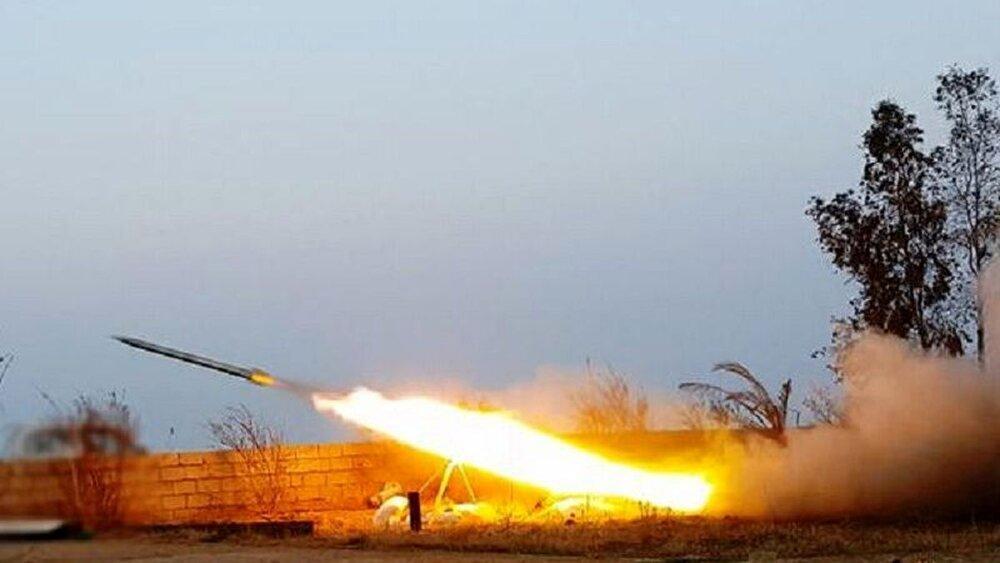 بغداد بار دیگر هدف حمله موشکی نهاده شد