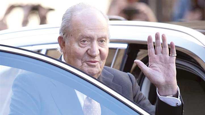 عربستان پادشاه سابق اسپانیا را به تبعید کشاند