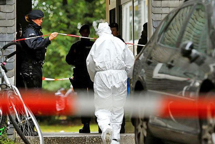 جنایت تکان دهنده در آلمان ، مادر 27 ساله پنج فرزند خود را کشت