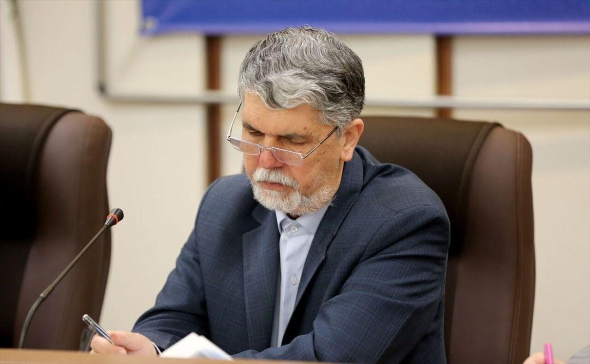 وزیر ارشاد به ملاقات ایران درودی رفت